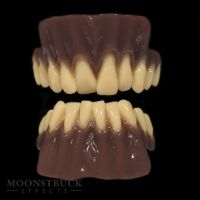 Special Effects Teeth - Mordred