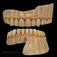 Special Effects Teeth - Ghede
